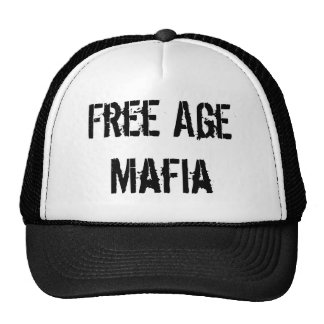 Free Age Clothing Trucker Hat