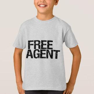 Free Agent (Single) T-Shirt