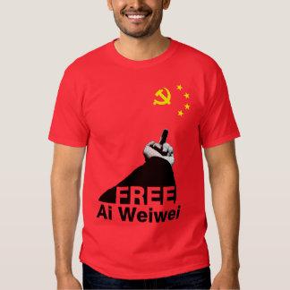 FREE Ai Weiwei T Shirt