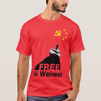 FREE Ai Weiwei T-Shirt