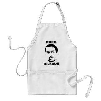 Free al-Zaidi apron - Iraqi Journalist