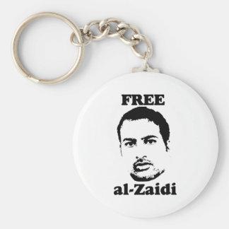 Free al-Zaidi Key Chain- Iraqi Journalist Keychain