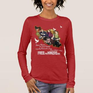 Free All Three Hikers Long Sleeve T-Shirt