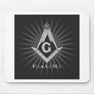 Free-and-Accepted-Masonry-Logo-2016040740 Mouse Pad
