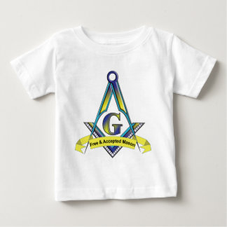 Free and Accepted Masons Baby T-Shirt