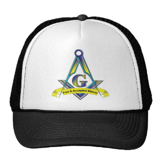 Free and Accepted Masons Hat