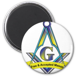 Free and Accepted Masons Magnets