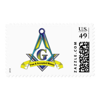 Free and Accepted Masons Stamps