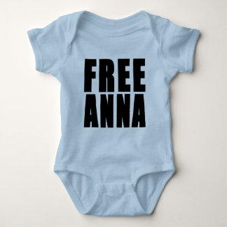 FREE Anna Baby Bodysuit