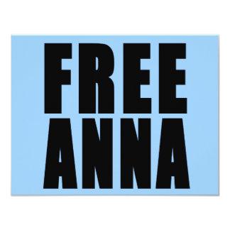 FREE Anna Card