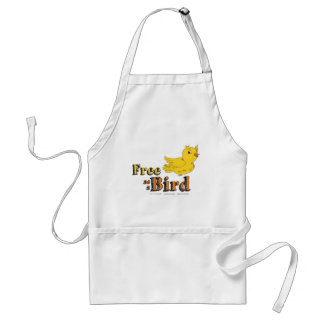 Free as a Bird Adult Apron