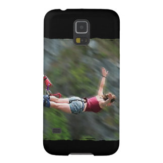 Free as a Bird Bungee Jumping Galaxy S5 Covers