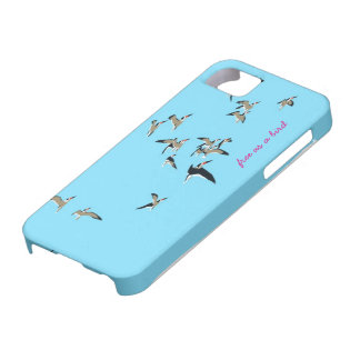 Free as a bird iPhone SE/5/5s case
