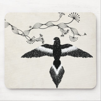 free as a bird mouse pads