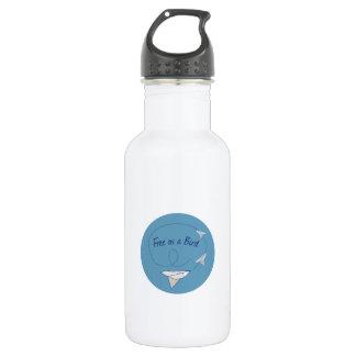 Free As A Bird 18oz Water Bottle