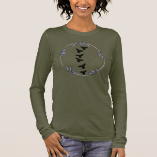 Free as a Bird Scottish Independence Bluebell Tee