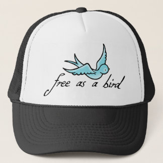 Free as a Bird Trucker Hat