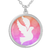 Free As a Dove Necklace