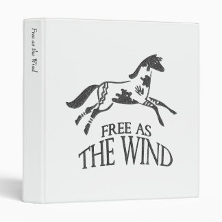 Free as the Wind Binder