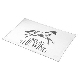Free as the Wind Placemat