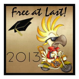 Free at Last Biker - SRF Card