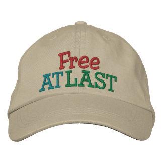 Free at Last ! Cap by SRF Baseball Cap