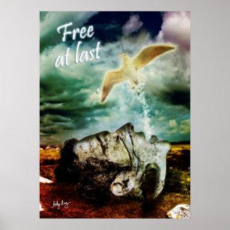 Free At Last - Poster