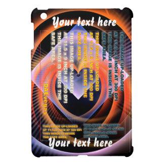 Free Backgroud  IPad Mini View notes please iPad Mini Case