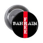 Free Bahrain Button Black Red