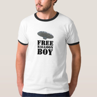 Free Balloon Boy T-Shirt