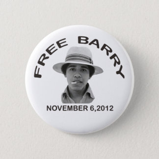 FREE BARRY Button