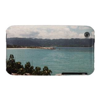 Free Beach, Montego Bay Blackberry Curve Case-Mate iPhone 3 Case