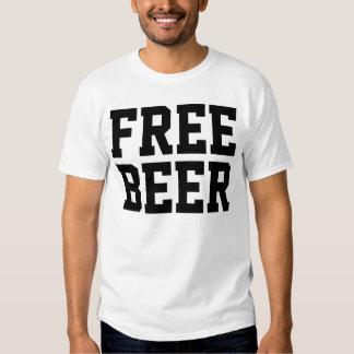 Free Beer Tee Shirt