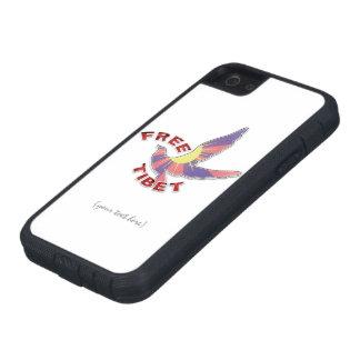 FREE BIRD FREE TIBET CASE FOR iPhone SE/5/5s