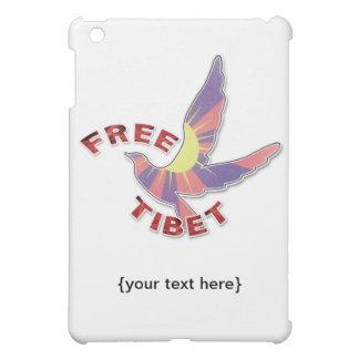 FREE BIRD FREE TIBET iPad MINI CASES