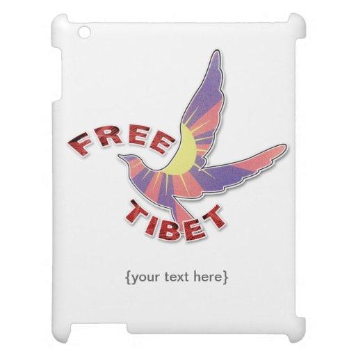 FREE BIRD FREE TIBET iPad COVERS