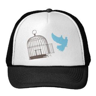 Free Bird Trucker Hats