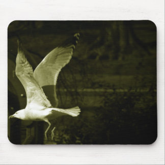 Free Bird, Peace of Life Mouse Pad