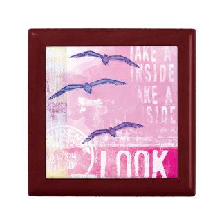 Free birds jewelry box