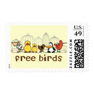 Free Birds Postage