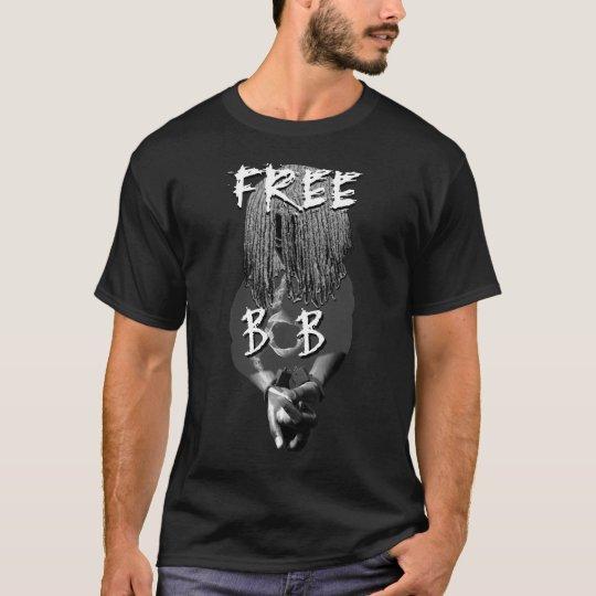 FREE BOB Scratch Font T-Shirt