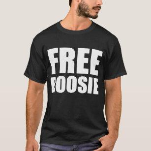 3883d3a1 Free Boosie Prison Gucci Mane Lil Wayne Hustle Rap T-Shirt