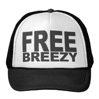 Free Breezy Hat