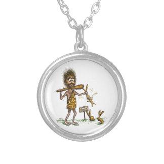 Free Bunny Rides - Caveman Necklaces