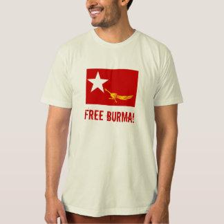 FREE BURMA! T-Shirt
