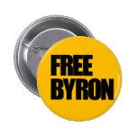 FREE BYRON Button