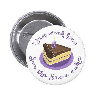 Free Cake Button