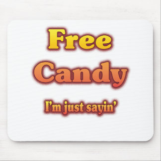 Free Candy Mouse Pad