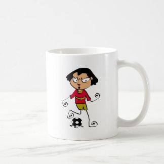 Free Characters by Jaidee Family Coffee Mug