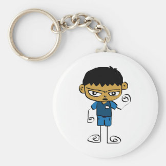 Free Characters by Jaidee Family Keychain